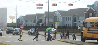 Child Safety - Crossing Guard Program