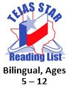 Link to Texas Library Association Tejas Star Bilingual book list site