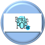 BrainPop ESL button
