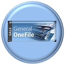 Button links to Gale General One File online periodicals.