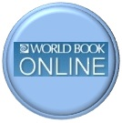 Button with link to World Book Online