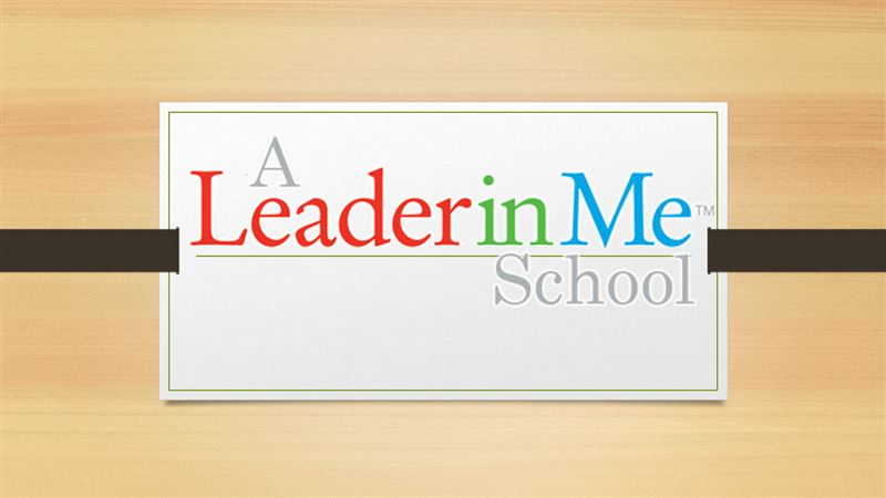 Leader in Me Family Newsletter - December