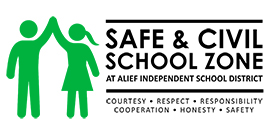 Alief ISD is a Safe and Civil Schools district.