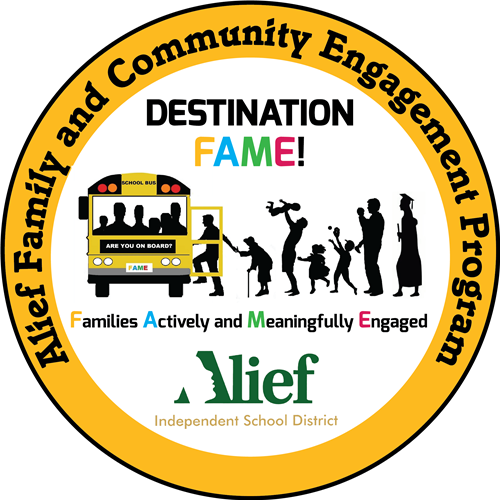 Family Engagement Logo