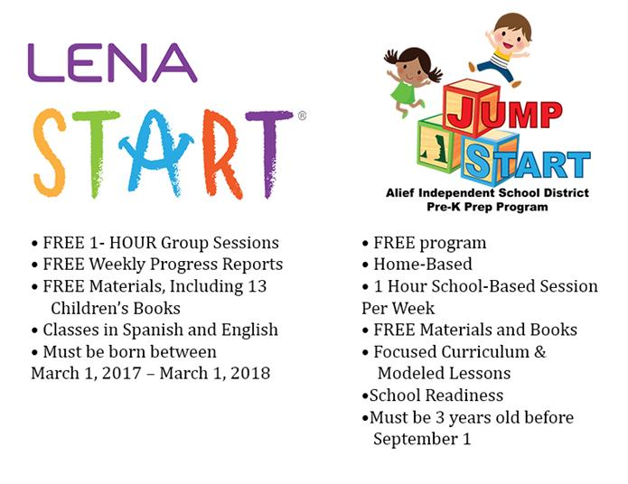 JumpStart LENA Start