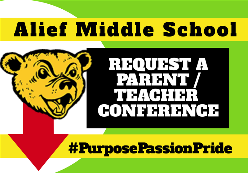 Request a Parent / Teacher Conference