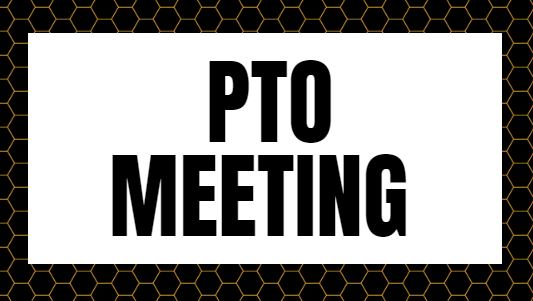 Parent Teacher Organization Meeting 4/18/2019
