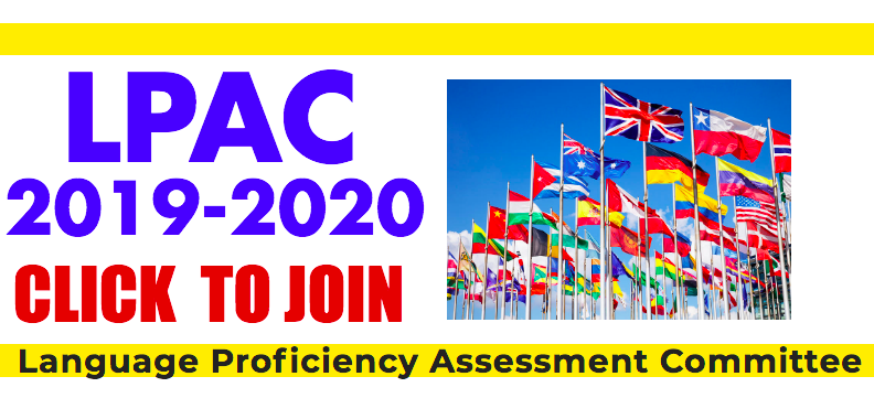 Join our LPAC