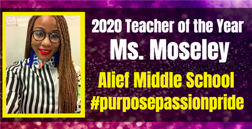 2020 T.O.Y. - Ms. Moseley