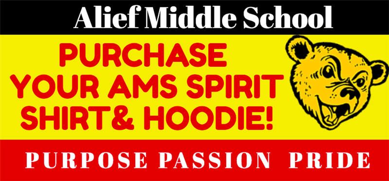 Purchase your AMS Spirit Gear!
