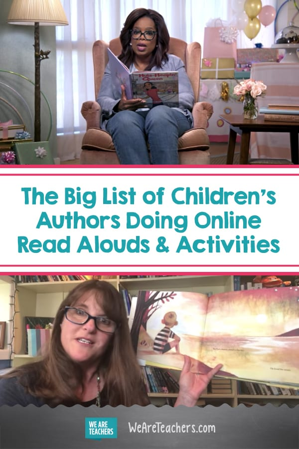 Big List of Read Alouds