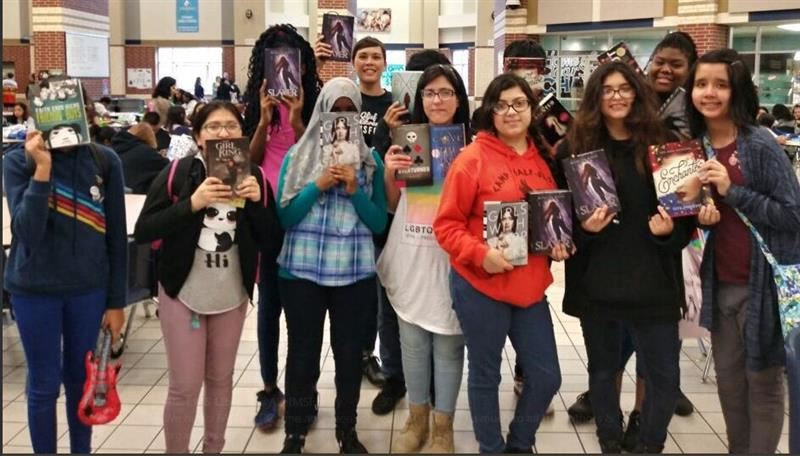 Alief Middle School Readers