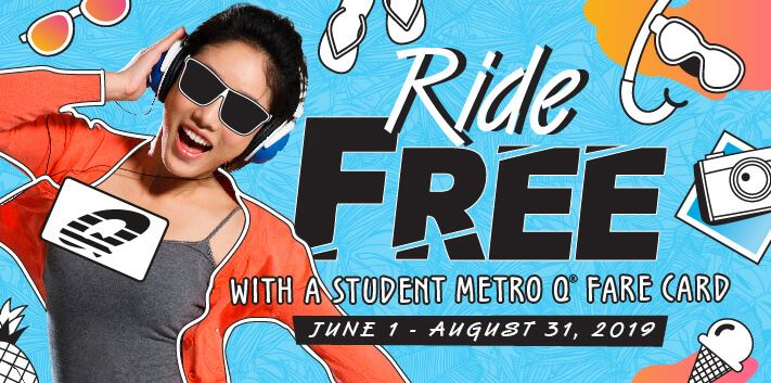 Metro's Summer of Fun is Back!