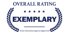 Graphic of exemplary rating from the community and student engagement scorecard