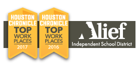 Alief ISD is a Top Workplace for the second year in a row!