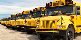 Help students succeed by becoming a school bus driver!
