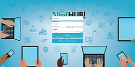 Accessing Alief HUB