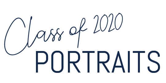 Class of 2020 Portraits Icon