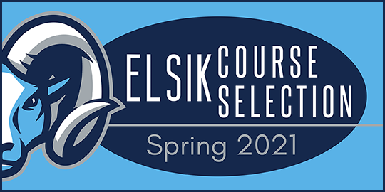 Course Selection Spring 2021 Icon