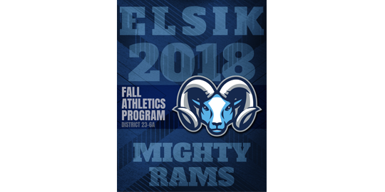 Elsik Sports Program 2018 Icon