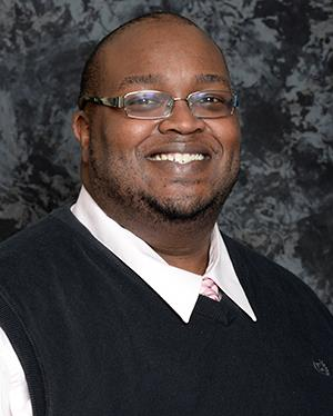 Photo of teacher Bresean Cockrell