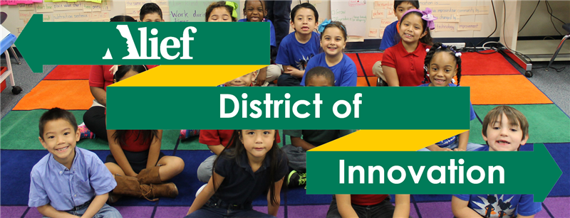 Alief District of Innovation Graphic