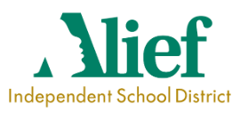 Alief isd Logo
