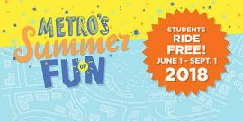METRO Summer of Fun logo