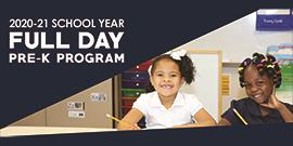 full day preK program enrollment