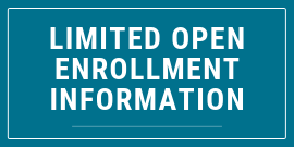limited open enrollment information