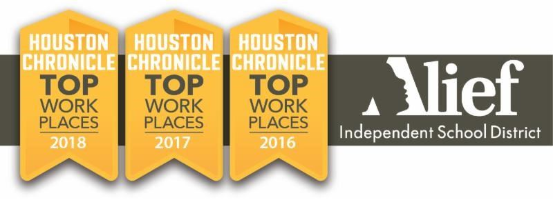 Alief ISD Top Work Places 2018