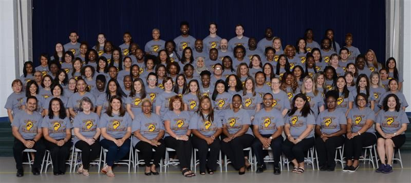 Outley 2018 - 2019 Staff