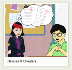 Choices and Cheaters