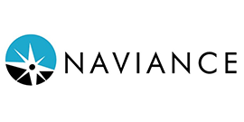 Graphic of Naviance Family Connection logo