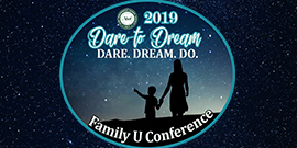 2019 Dare to Dream Family U Conference