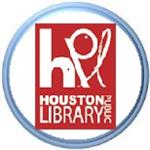 Button Links to the Houston Public Library website.