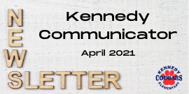 Kennedy Communicator April 2021