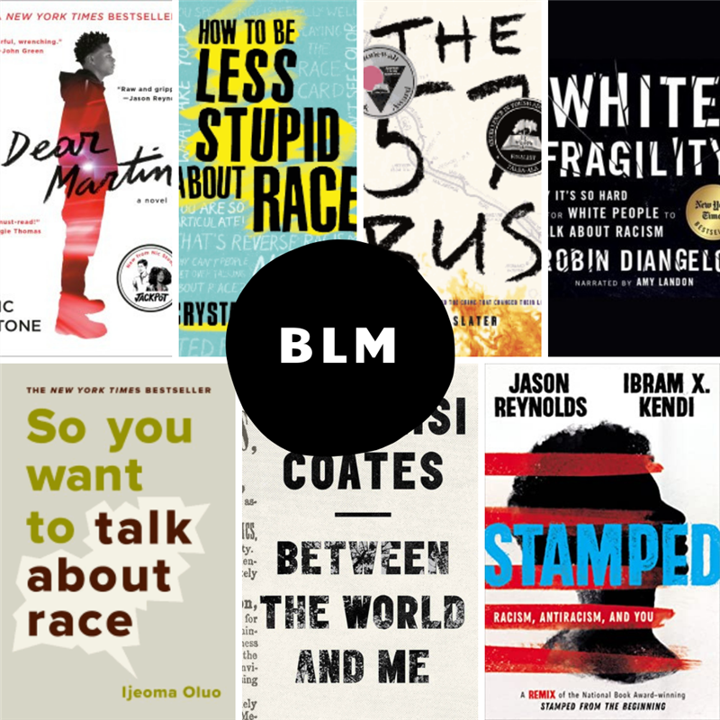 Books to read during Black History Month