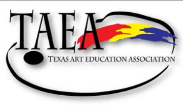 Texas Art Education Association Logo