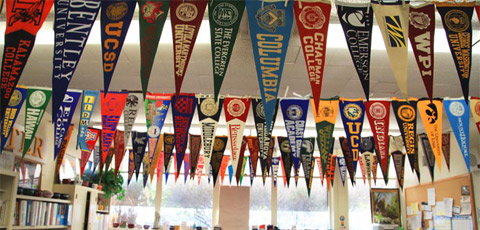 College Banner