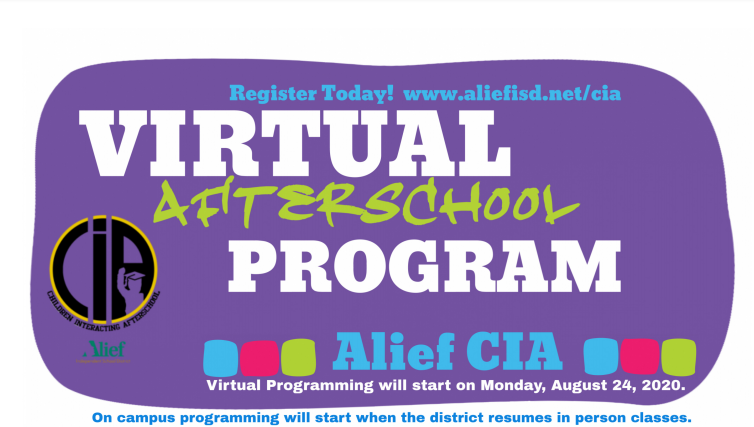 Virtual After School Program