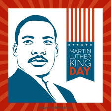 Martin Luther King Jr. Day - Monday, January 21st