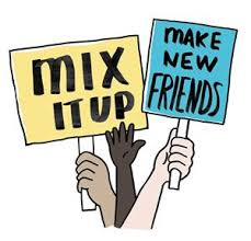 October 23rd is Mix It Up Day