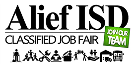 Alief ISD Classified Job Fair - Join Our Team