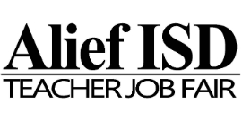 Alief ISD Teacher Job Fair