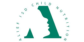 Alief ISD Nutrition Logo
