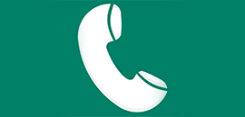 Graphic of telephone