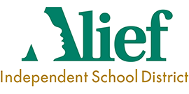 Alief Independent School District logo