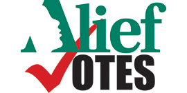 Alief Votes logo