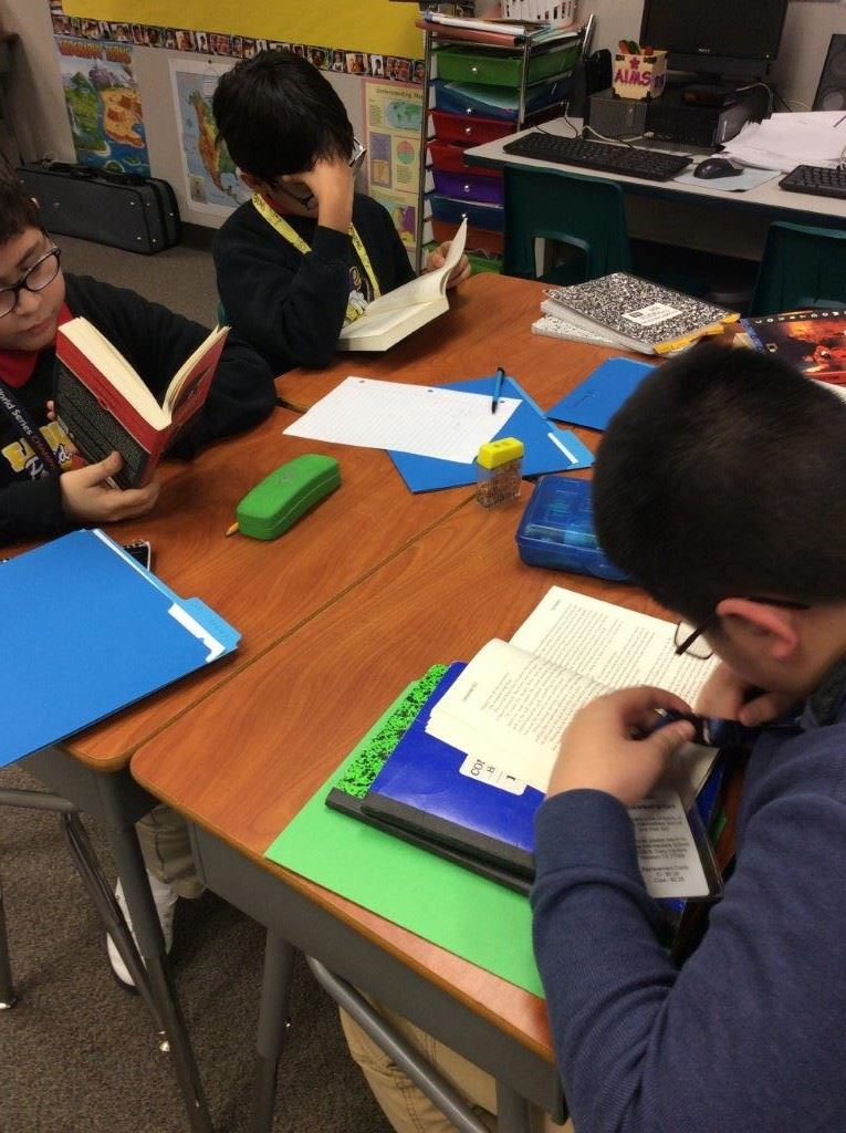 Gifted Readers Soaring For Success